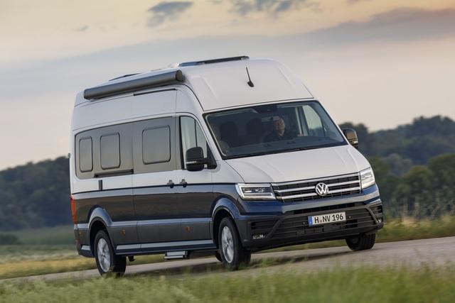 VW Grand California  - Die Camper-Familie wächst