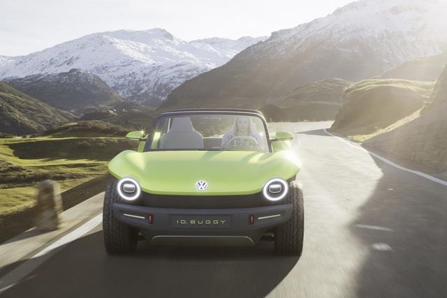 VW ID Buggy Concept - Der Spaß-Stromer