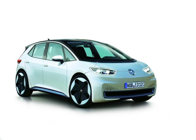 """VW I.D. - Serienversion des E-Autos heißt """"Neo"""""""