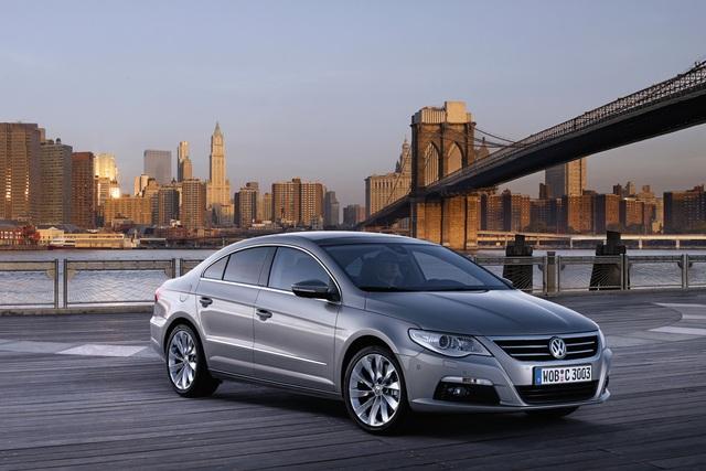 Gebrauchtwagen-Check: VW Passat CC - Die Mittelklasse-Diva