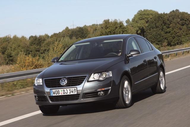 Rückruf: VW Erdgas-Modelle - Jetzt auch Passat und Caddy