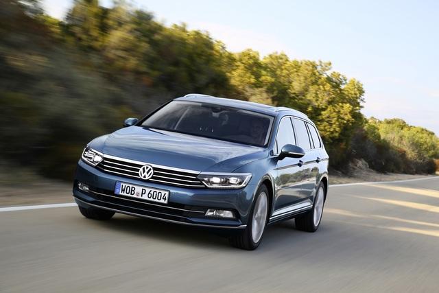 Test: VW Passat 2.0 TSI Variant - Die Wahl der Vernunft