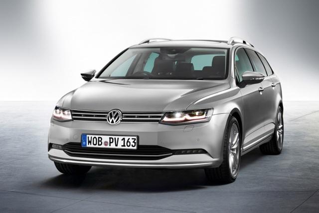 Neuer VW Passat - Nach oben veredelt