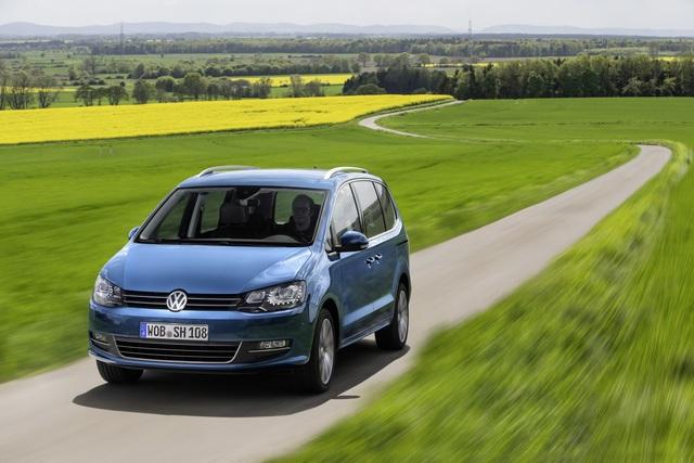 Gebrauchtwagen-Check: VW Sharan - Besser einen Jüngeren nehmen