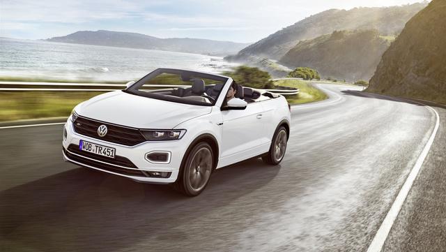 VW T-Roc Cabriolet: die Preise - Flexidach für 6.000 Euro