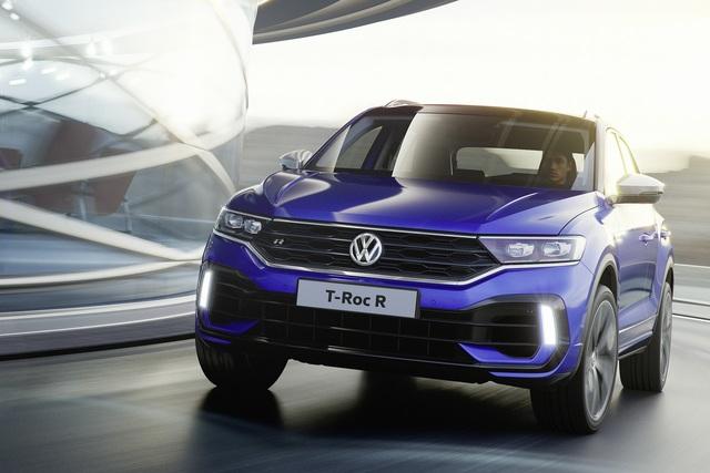 VW T-Roc R Concept - Hochmotorisierter Hochsitz