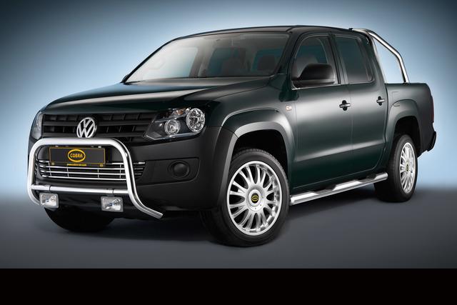 VW Amarok Cobra - Es geht noch wuchtiger