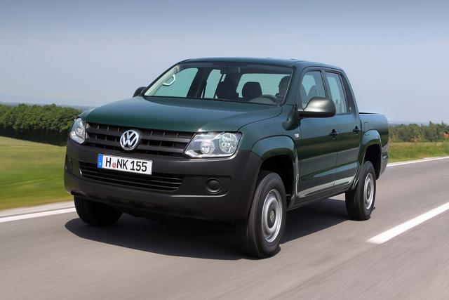 VW Nutzfahrzeuge - Rabatt für Handwerker