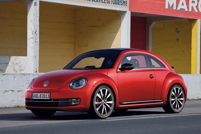 VW Beetle - Schluss mit niedlich (Vorabbericht)