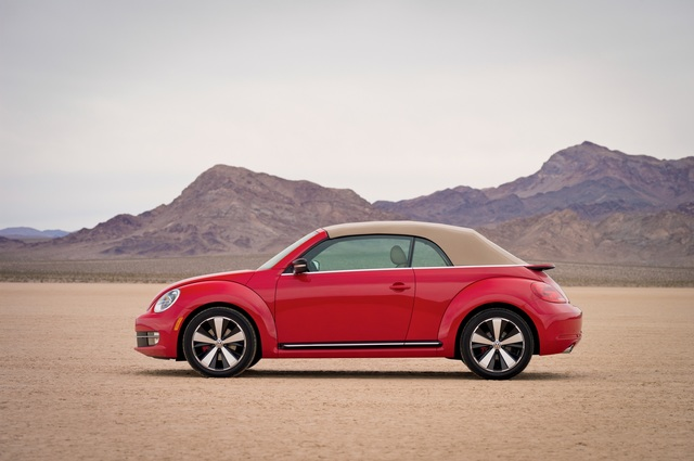VW Beetle Cabrio - Der Enkel des offenen Käfer (Kurzfassung)