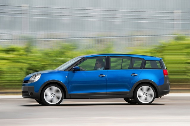 Volkswagens Billigauto-Pläne - Konkurrenz für Dacia