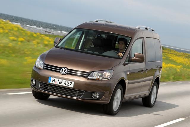 Gebrauchtwagen-Check: VW Caddy - Praktiker mit Problemzonen