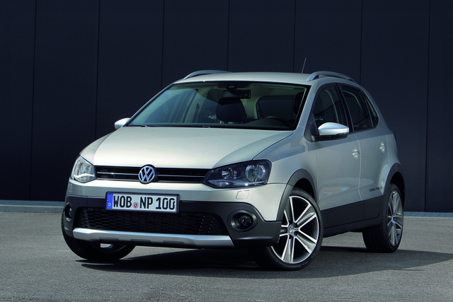 VW CrossPolo: Ein leichter Hauch von Abenteuer (Vorabbericht)