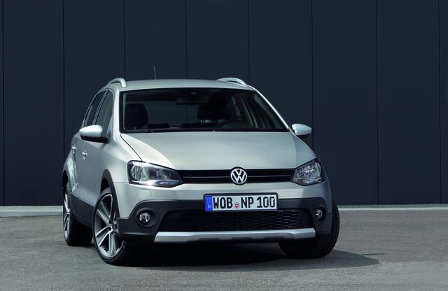 VW Cross Polo: Über Stöckchen und Steinchen (Kurzfassung)