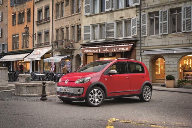 VW Cross Up - Ein Kleiner macht auf cross (Vorabbericht)