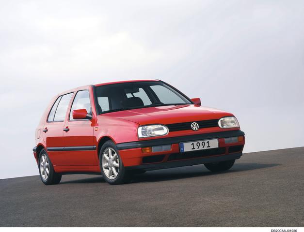 Tradition: 30 Jahre Volkswagen Golf III - Ein Hauch von Luxus und Lust auf Experimente