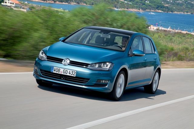 Neue Extras für den VW Golf - Warme Scheiben und cooles Einparken