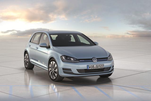 VW Golf Blue Motion - Darf es ein paar Gramm weniger sein?
