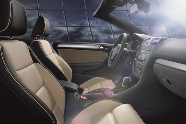 VW Golf Cabrio Sondermodell - Exklusive Offenheit