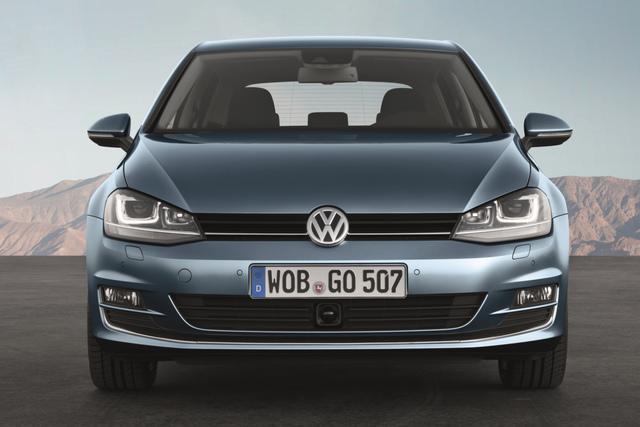 VW Golf - Start für Nummer sieben (Vorabbericht)