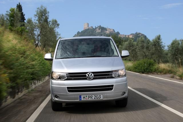 VW Multivan Bluemotion - Mehr Kraft zum Sparen