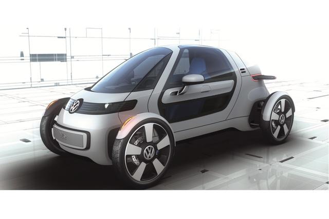 IAA-Übersicht - Vom Ein-Mann-Elektroauto bis zum Supersportwagen