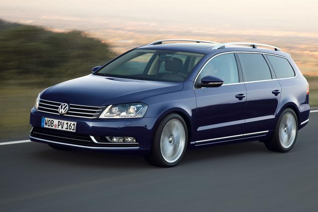 Gebrauchtwagen-Check: VW Passat B6/B7 - Gut abgehangen am besten