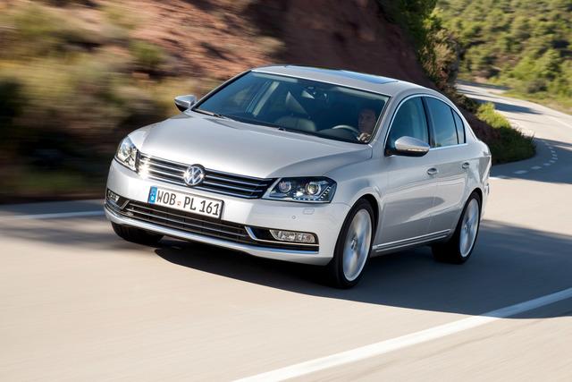 VW Passat - Mit neuem Gesicht nah am Vorgänger (Kurzfassung)