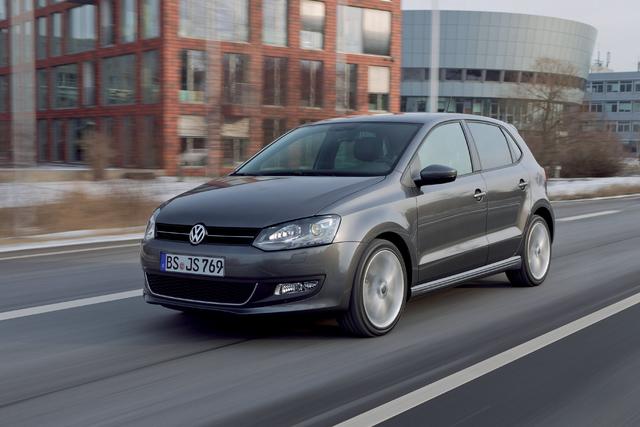 Neue VW-Benziner - Ein Fünftel sparsamer