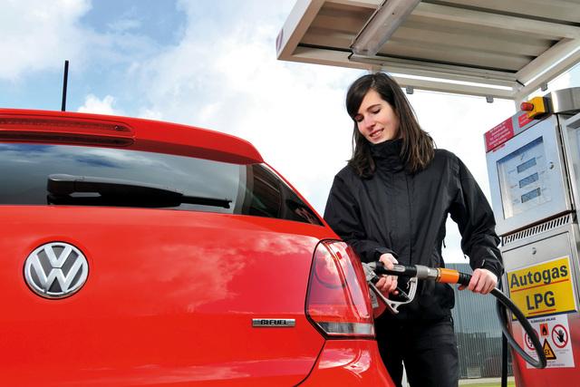 Polo BiFuel - Mehr Reichweite mit Zusatzgas
