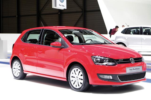 VW Polo BlueMotion - Spritspartechnik für den kleinen Benziner