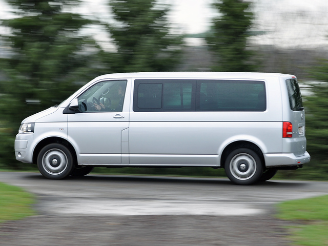 VW Transporter/Multivan - Spardiesel und Turbobenziner