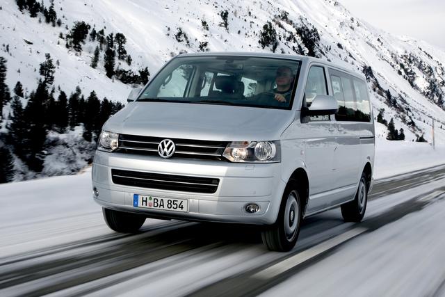 VW T5 4Motion: Lieb und teuer