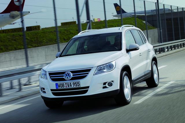 Neue Motoren und Siebengang-DSG für den VW Tiguan