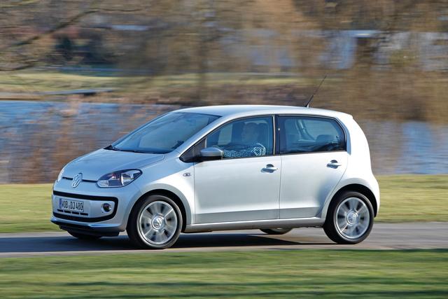 VW Up und Polo - Automatische Schalten und sparen