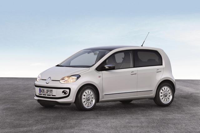 VW Up Fünftürer - Zwei Türen und 475 Euro mehr