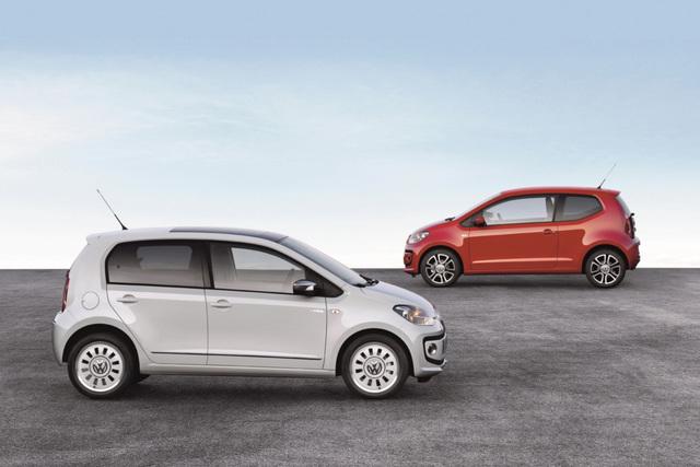 VW Up - Der Schnelle, der Saubere und der Rustikale