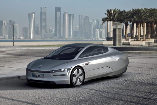 Elektrofahrzeug - VW plant elektrischen Einsitzer