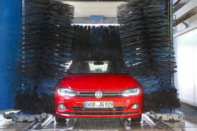 Auto-Wasch-Prognose  - Damit der Wagen lange glänzt