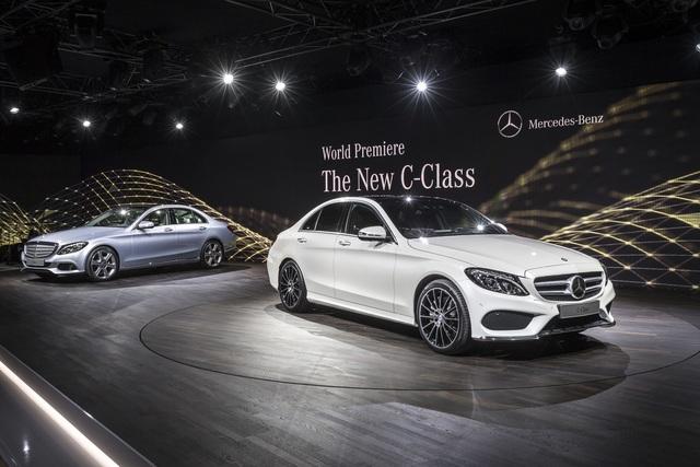 Weltpremiere Mercedes C-Klasse - Das Baby ist erwachsen