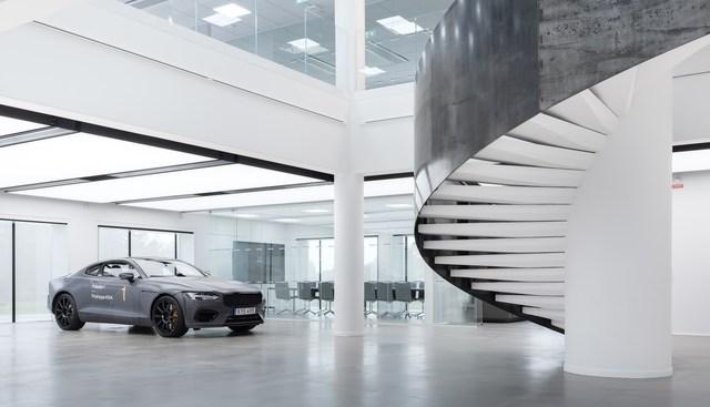 Volvos Elektromarke Polestar hat große Pläne - Polarstern am Autohimmel