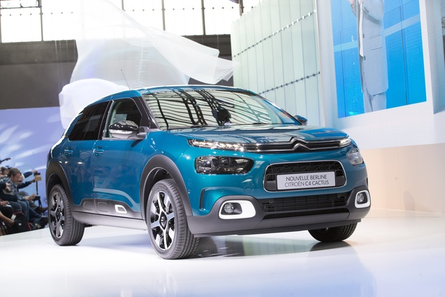 Premiere: Citroën C4 Cactus - Auf Schmusekurs