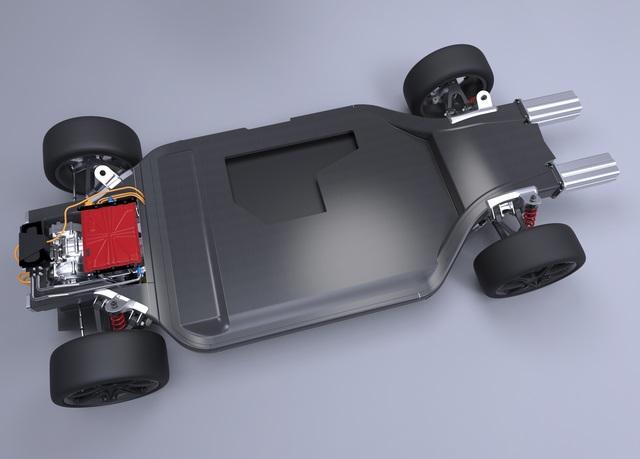 Elektroauto-Plattform von Williams - Formel für die Zukunft