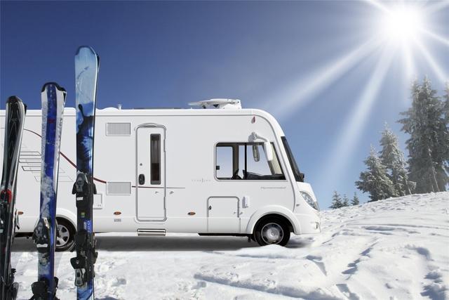 Ratgeber: Camping im Winter - Die immerwährende Saison