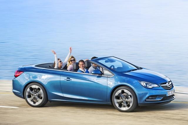 Opel Cascada - Premium und Preisbrecher (Kurzfassung)