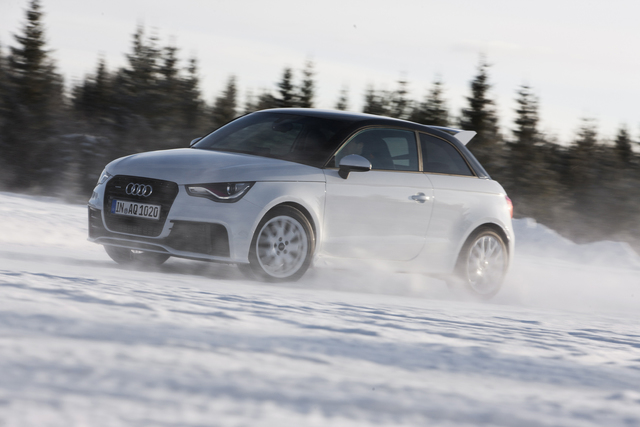Audi A1 quattro - Kurz und extrem (Kurzfassung)