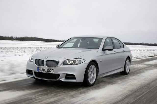 BMW M550d - Gelungener Tabubruch (Kurzfassung)