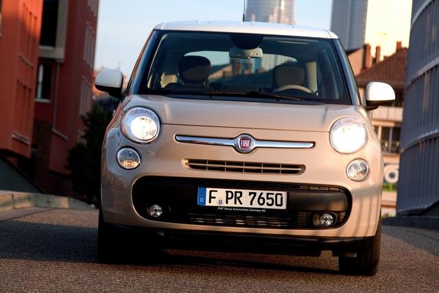 Fiat 500 L - Lifestyle für die ganze Familie (Kurzfassung)