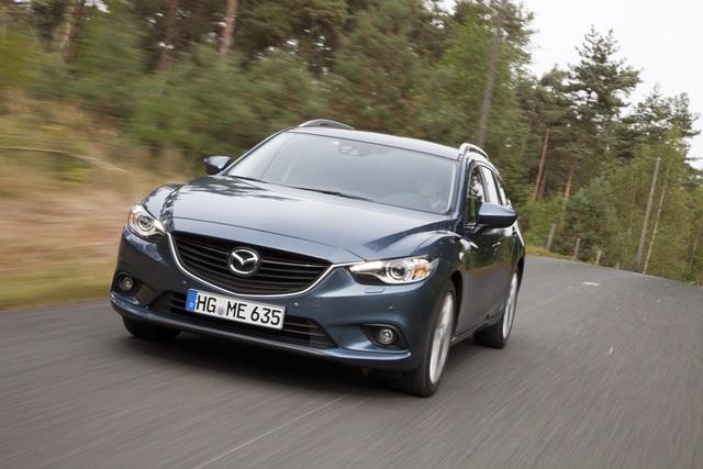 Mazda6 - Dynamisches Ausrufezeichen (Kurzfassung)