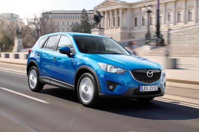Mazda CX-5 - Die Mischung macht's (Kurzfassung)